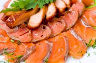Somon Balığı Fileto Dilimleri