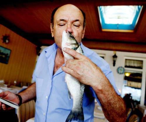 Evdeki Balık Kokusu Nasıl Gider?
