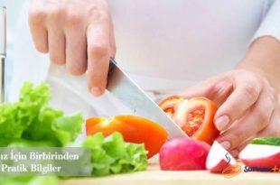 Mutfak İçin Pratik Bilgiler - Püf Noktası