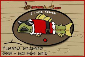 O Tarz Somon - Yılbaşı Sofraları ve Somon Balığı