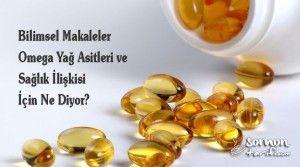 Omega Yağ Asitleri ve Sağlık - Bilimsel Makale